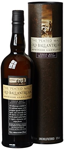 Tomintoul Distillery Old Ballantruan 'Peated Malt' (1 x 0.7 l)
