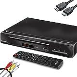 Megatek Region-Free DVD Player for TV with HDMI...