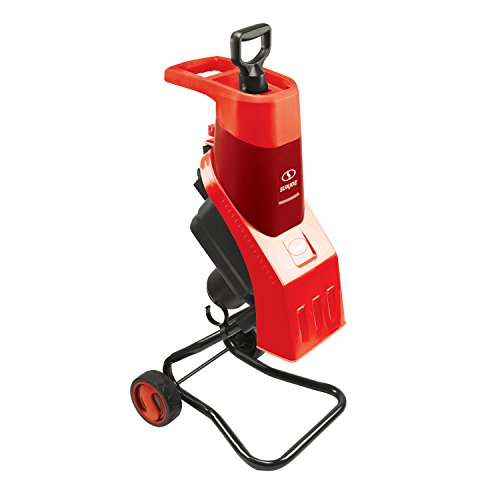 Sun Joe CJ602E-RED 15 Amp Electric Wood Chipper/Shredder,...