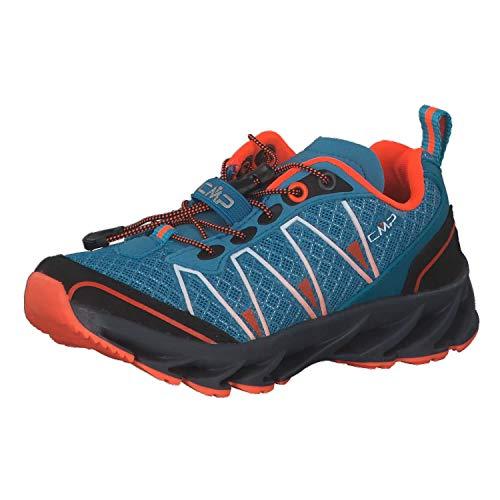 CMP Kinder Trail Running Schuhe Altak 2.0 30Q9674K Ottanio-Flash Orange 30