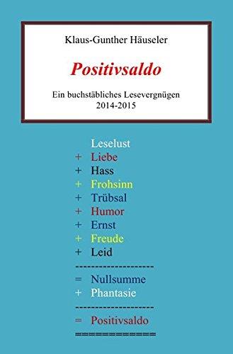 Positivsaldo: Ein buchstäbliches Lesevergnügen