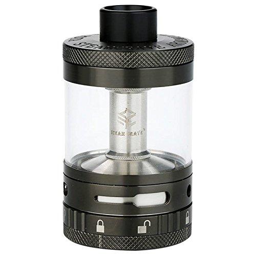 Steam Crave Aromamizer Titan Selbstwickelverdampfer 28 ml, Farbe:Edelstahl