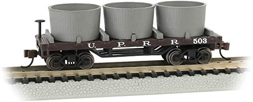 Old-Time Water Tank Car Union Pacific - N Scale