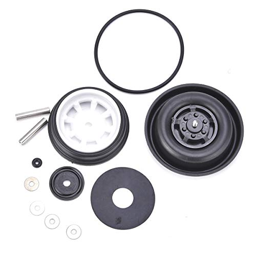 Wingsmoto 435921 436095 VRO Fuel Pump Rebuild kit for OMC Johnson Evinrude HP Outboard Motor