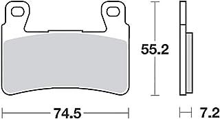 Bremsbelag TRW Sinter Street Hochleistungsbelag CBR 900 RR Fireblade SC33 96-99 hinten