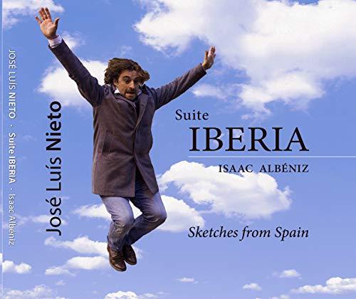 IBERIA, Sketches from Spain CD   José Luis Nieto piano