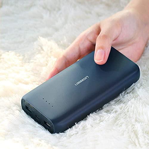 DNGDD Power Bank Power Bank 20000mAh Caricabatterie rapido per Telefono Carica Rapida 4.0 Qc3.0 Batteria Esterna Portatile per iPhone 11 Xiaomi PD Powerbank