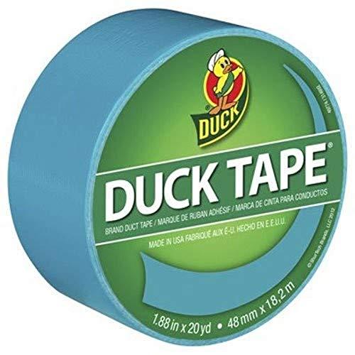 SHURTECH Brands 1017794 1.88 by 20YD Duct Tape, Aqua