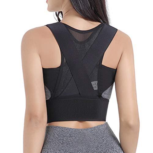 LIYG Volver Soporte Postura Ortesis for Mujeres for prevenir la flacidez del Pecho corrección y jorobado Postura del corsé (Varios tamaños) (Size : XL)