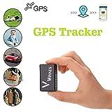 Winnes Mini GPS Tracker, Traceur GPS Suivi Anti-vol en Temps réel GPS Locator pour Sac à Main Bourse Sacs cartables Documents Importants