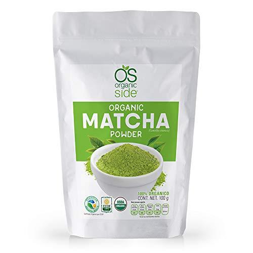 Matcha marca organicside