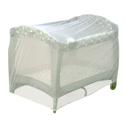 Pack N Play - Playpen Netting Fits Most Graco - Jeep - Kolcraft and More!