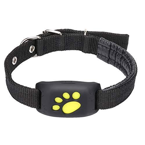 RSGK Hondenhalsband, GPS-tracker voor honden en katten, oplaadbare USB-kabel, voor huisdieren