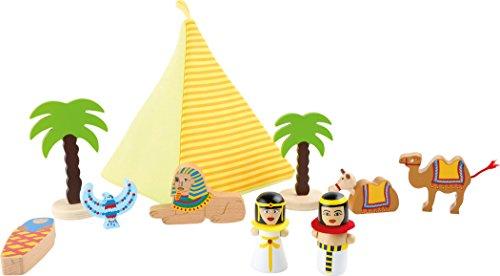 Small Foot 3928 - Juego de Juegos para Egipto