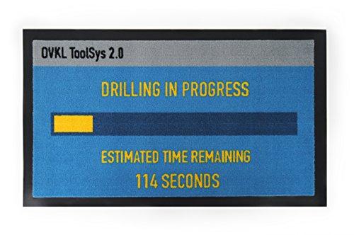 Payday 2 Fußmatte Drilling