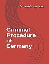 Criminal Procedure of Germany