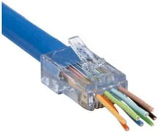 Connector; Crimp; ezEX44; RJ45