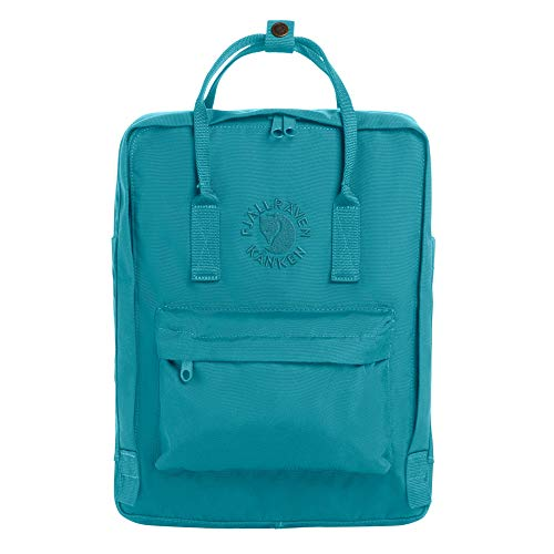 Fjallraven - Re-Kanken Recycled and Recyclable Kanken Backpack for Everyday, Lagoon