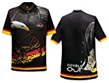 DOUBLE OUT Dart - Shirt Eagle 1 -