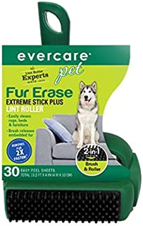 evercare Pet Fur Erase 30 Layer T-Handle Extreme Stick Plus Lint Roller