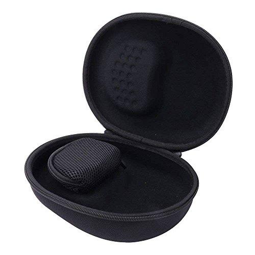 Aenllosi Hard Headphone Case Travel Storage Bag for Sony, Audio-Technica, Xo Vision, Behringer, Beats, Photive, Philips, Bose, Maxell, Panasonic and More