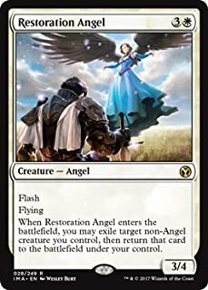 Wizards of the Coast Restoration Angel - Iconic Masters