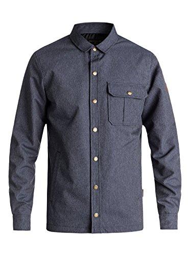 Quiksilver Wildcard Denim - Waterproof Over Shirt for Men - Männer