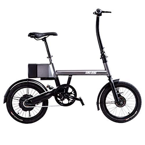 JH Bicicleta eléctrica, Desmontable de Iones de Litio de ...