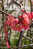 Bulgaria: 6x9 inch lined Bulgaria notebook, 100 pages, includes Bulgarian proverbs and expressions, a perfect moving to Bulgaria gift or to write your own Bulgaria travel guide.