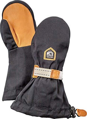 HESTRA Helags Mittens Kinder Black Handschuhgröße 6 2019 Handschuhe