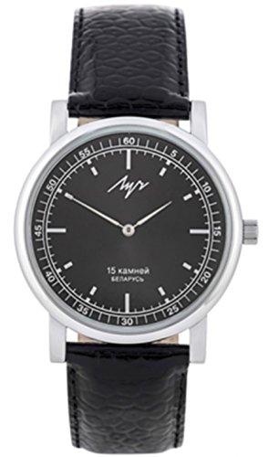 Luch 78751462 - Reloj de pulsera para hombre, diseño mecánico