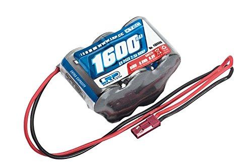 LRP Electronic 430600–xtec RX de Pack Hump 2/3A NiMH, BEC, 6.0V, 1600mAh