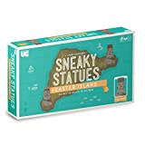 Maranda Enterprises Sneaky Statues of Easter Island - A deceptively Clever Game of Strategy