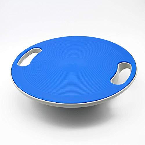 LFJY High-Intensity Training Balance Board Startseite Sense Integration Fitness Koordination Reha-Training Pedal Yoga Balance Board,Blue