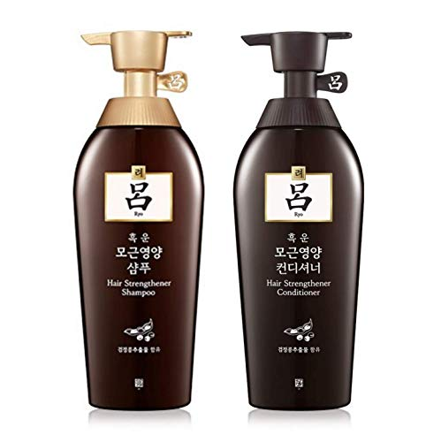 professional Ryoe Korea New Root Volume Shampoo 500ml + Conditioner 500ml (new update)