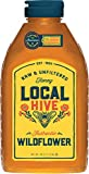 Local Hive, Authentic Wildflower, Raw Honey, Pure and Unfiltered,...