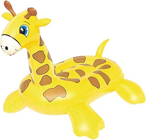 Bestway Schwimmtier Giraffe, 117 cm