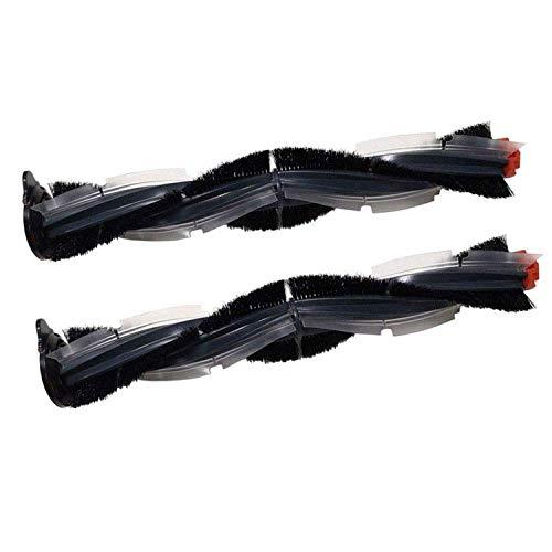 Zealing 2 Stuks Hoofdborstels Accessoires Hoofdborstel voor Neato Botvac D Series Robot Stofzuiger D3 D5 D75 D80 D85 Reserveonderdelen Pack
