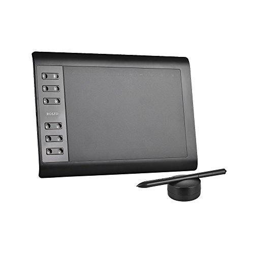 MLQ Tablero de Dibujo gráfico de Tableta de presión de Nivel, Tableta de Dibujo de gráficos Digitales, para educación a Distancia y conferencias Web, reuniones en línea
