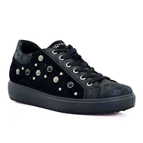 Padgene - Zapatillas de Deporte Mujer Zapatillas Canvas de Lona Unisex de Mujer o Hombre Estilo Casual y Deportivo (Ropa)
