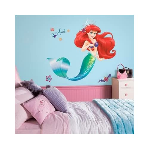 Little Mermaid Decorations for Bedroom: Amazon.com
