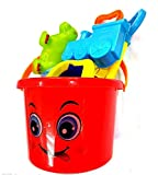 Smart Picks Beach Toy Set of 7 Pieces( Multicolour)