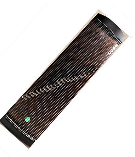 N /A Guzheng, Chinesisch Musikinstrument, Größe: 163 cm, 120 cm, 21 Streicher, Geeignet for Anfänger, Profis, Einleitende Praxis, mit einem kompletten Satz von Zubehör