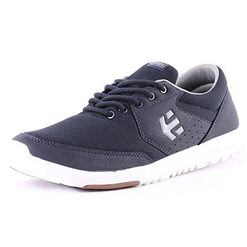 ETNIES Herren Schuhe - Sneaker Marana SC - navy-weiß-gum: Größe Schuhe: 11 / 45