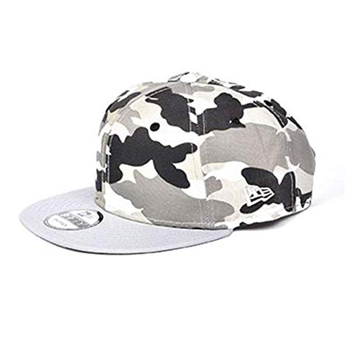 Casquette New Era – 9Fifty Flag Contrast gris/noir/multicolore taille: M/L