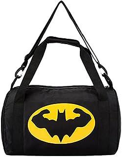 حقيبة دفل للنشاطات الرياضية للجنسين من هوستيل تيشيرت B-005-اسود/اصفر