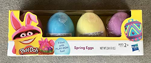 Play-Doh Easter Egg, Pack of 4