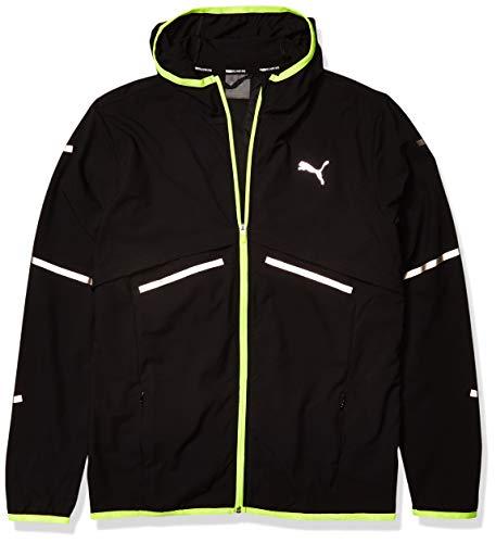 PUMA Men's Jacket, Puma Black, Small