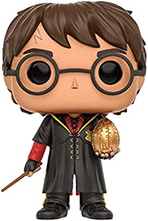 Funko Pop Movies: Harry Potter with Golden Egg Collectible Figure, Multicolor