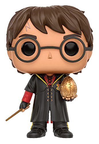 Funko Pop! Harry Potter: Harry Potter Harry con el huevo del Torneo de los tres magos